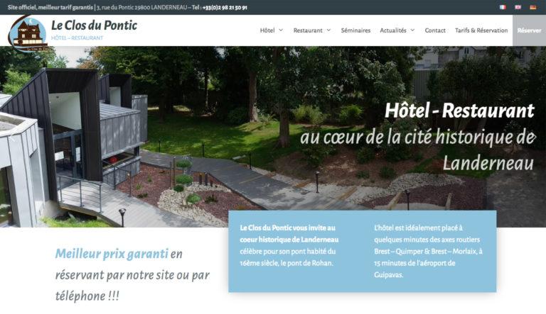 Hôtel Clos du Pontic