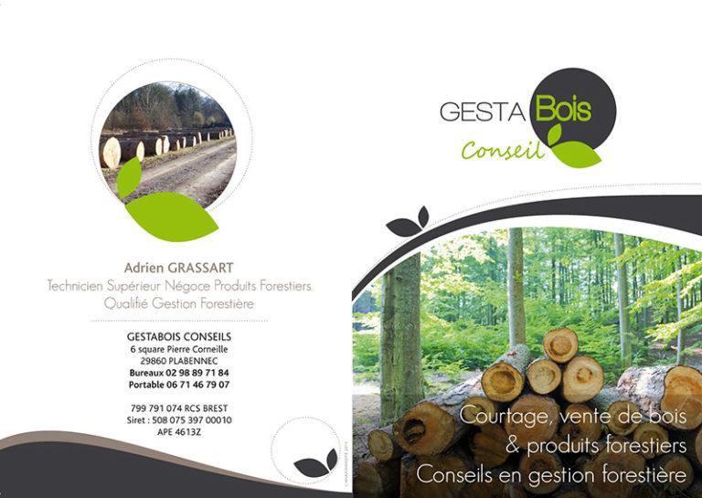 Plaquette Gestabois