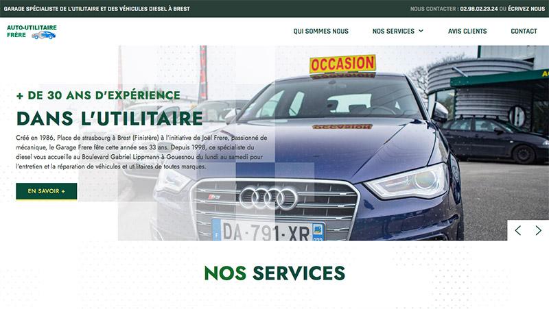 Garage auto-utilitaires Frere