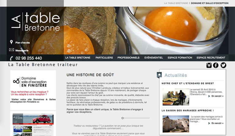 La Table Bretonne