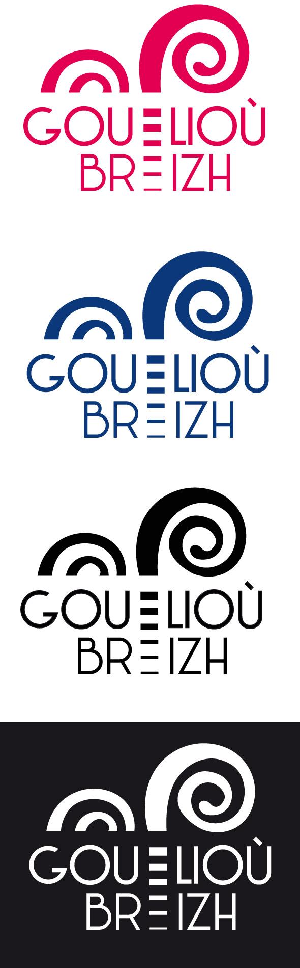 Logo Gouelioù Breizh