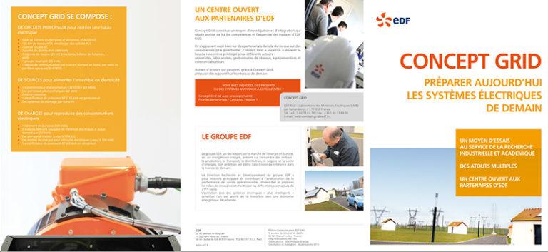 Plaquette EDF