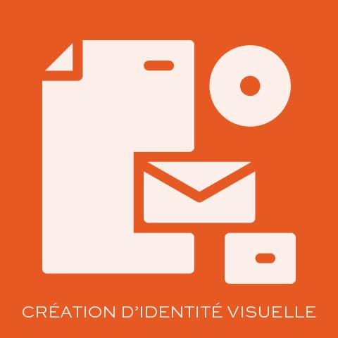 Création de logo et d'identité visuelle