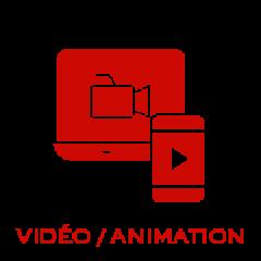 Création de vidéos et d'animations